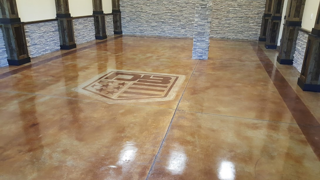 Decorative Concrete Contractors Florida Stamped Concrete Stained