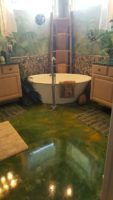 Stained Concrete Brevard County, FL